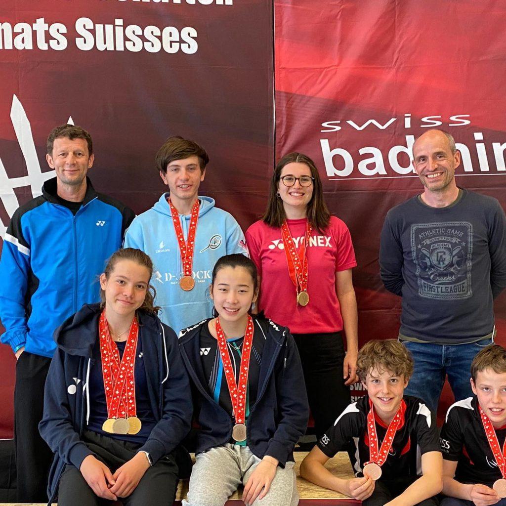 Championnats Suisse Juniors 2021 - BLA